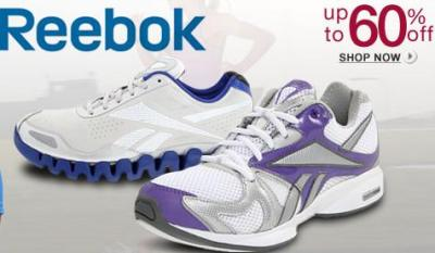 reebok shoes discount offer